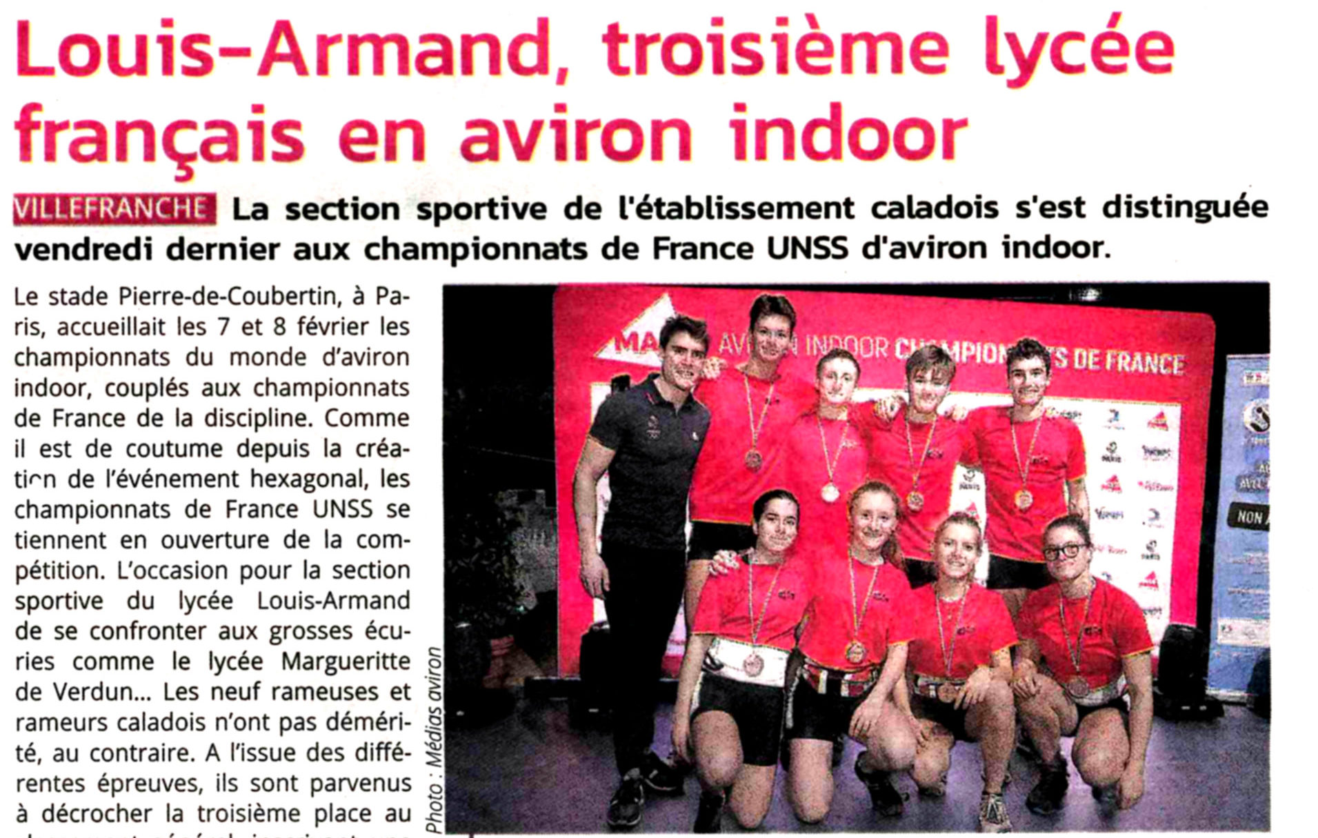 Article Patriote 20200213 - Aviron.jpg